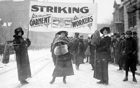 1913 Rochester Garment Workers Strike