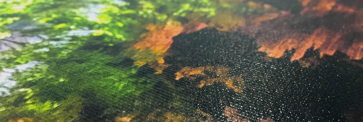 high definition printing custom canvas print
