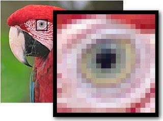 high resolution printing eliminates visual pixels - Artisan digital art artists