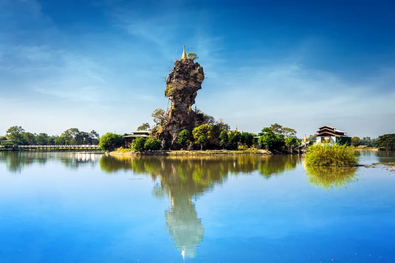 inspirational images island