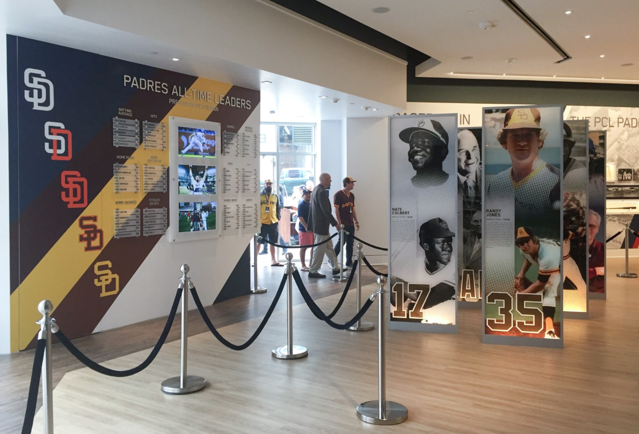 Hall of Fame Large Format Digital Printing done by ArtisanHD