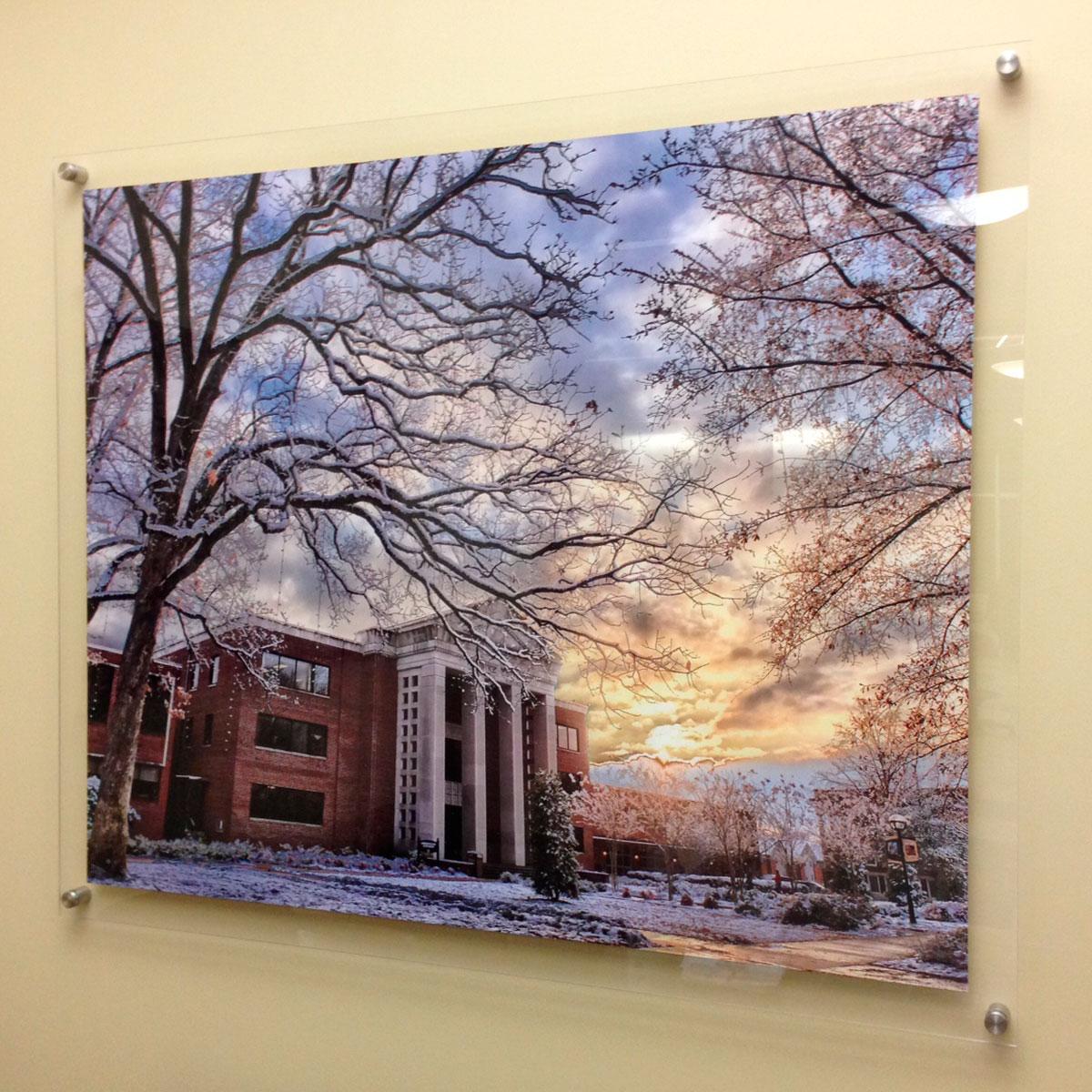 ArtisanHD direct to print acrylic print landscape photography