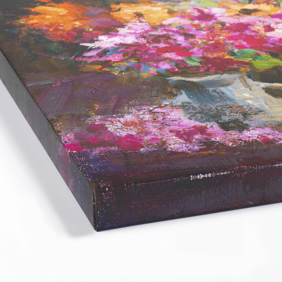 Custom High quality Digital Photo to Canvas prints gallery wrap