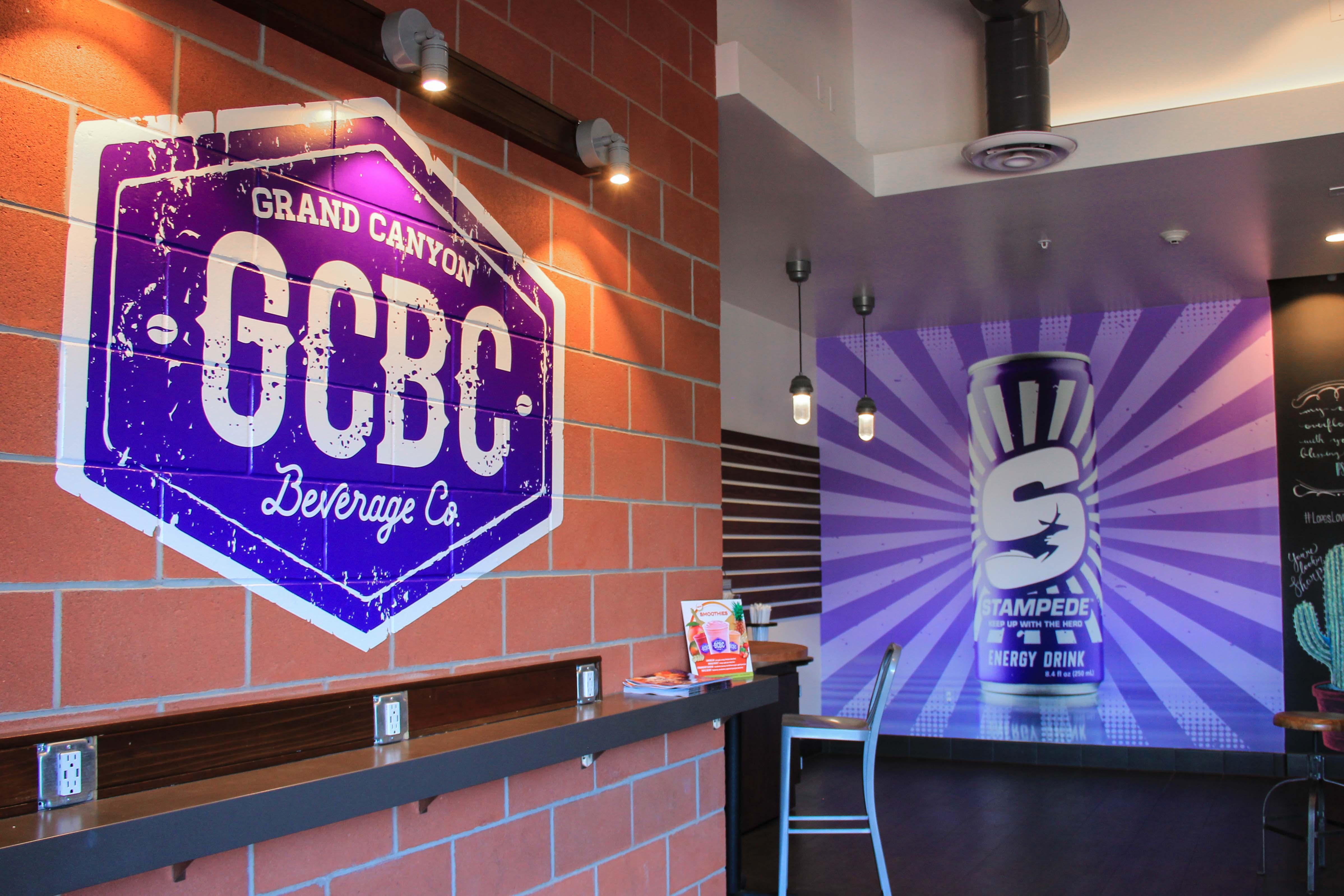 Environmental Graphics for GCU Interior