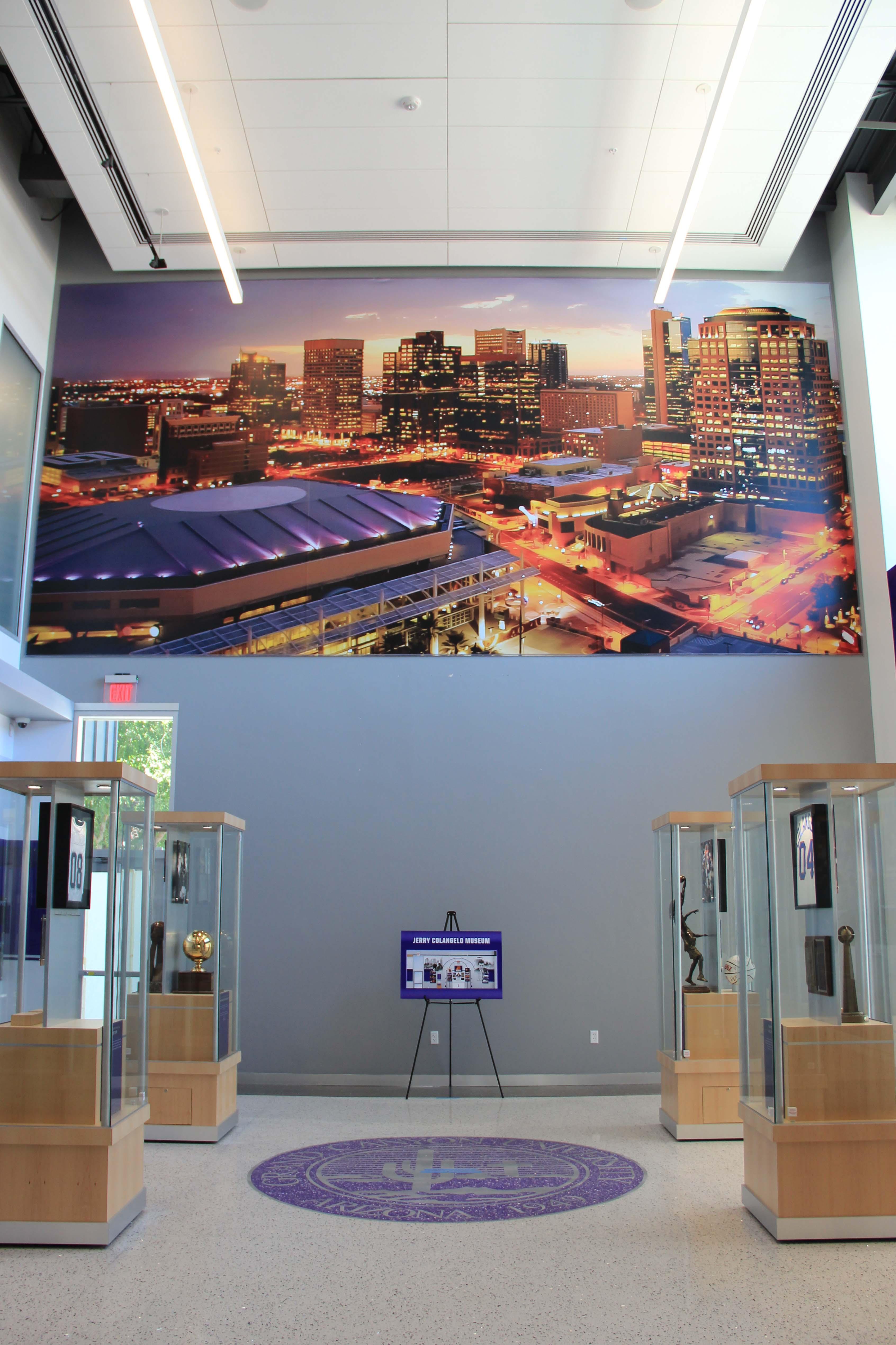 Interior Environmental Graphics at GCU