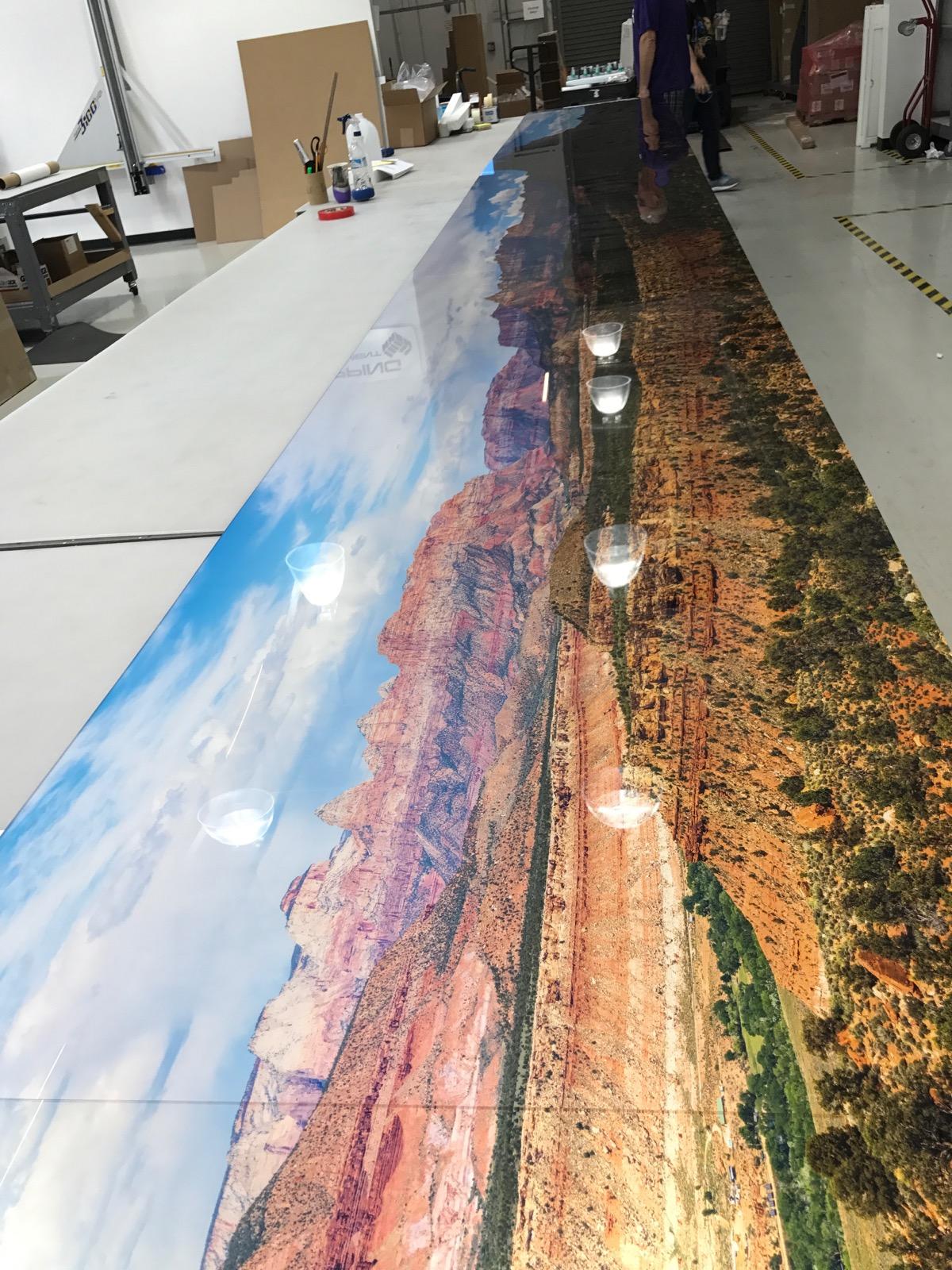 Digital Art Photography Expert Paul Bartell's Panoramic Printing XL