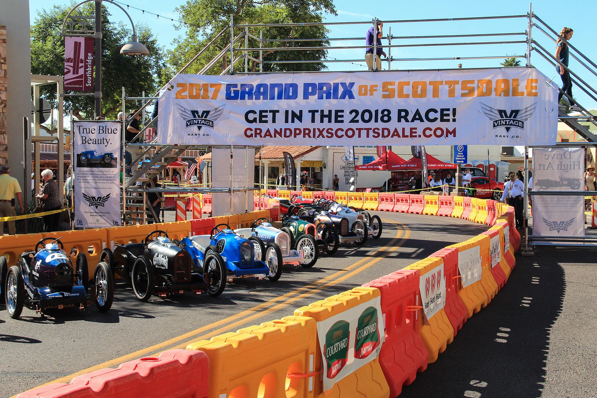grand prix of scottsdale race course