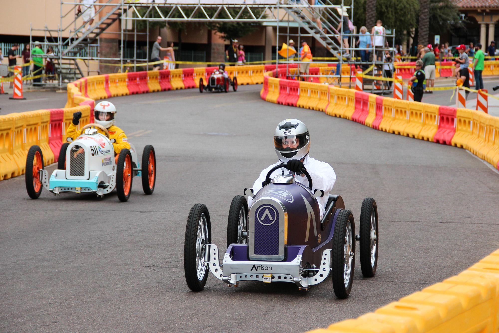 Artisan Driver grand prix of scottsdale
