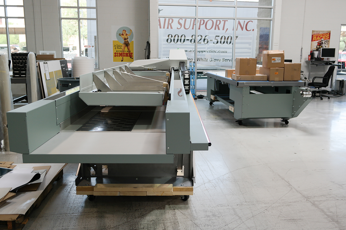 Large Format Printing With Canon Océ printer