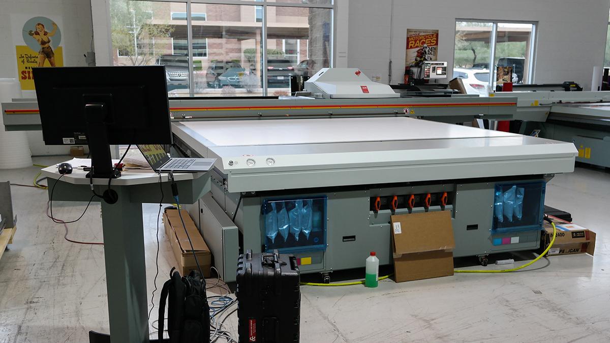 Canon Océ Printer