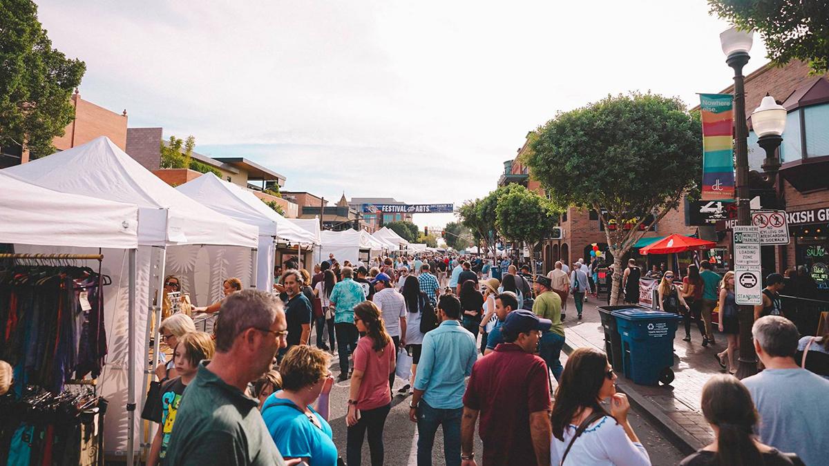 Phoenix area art festivals