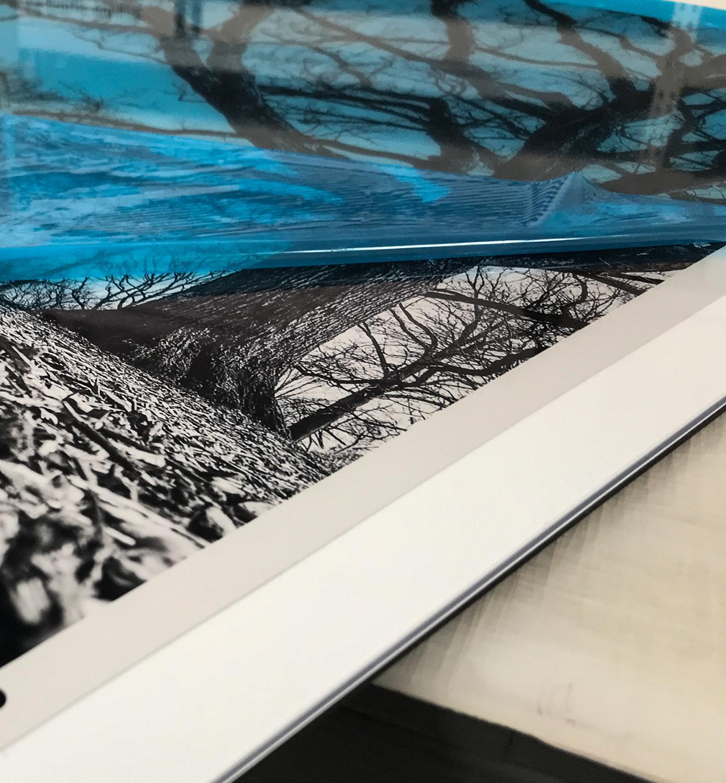 Custom Trulife Acrylic Print Encapsulation