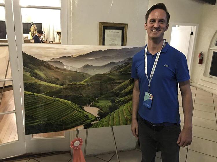 Fine Art Gallery Level Print Don Donelson ArtisanHD Client Art Festival Winner