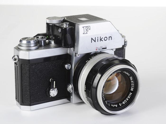 ArtisanHD Client Charles Abrams Nikon 50mm