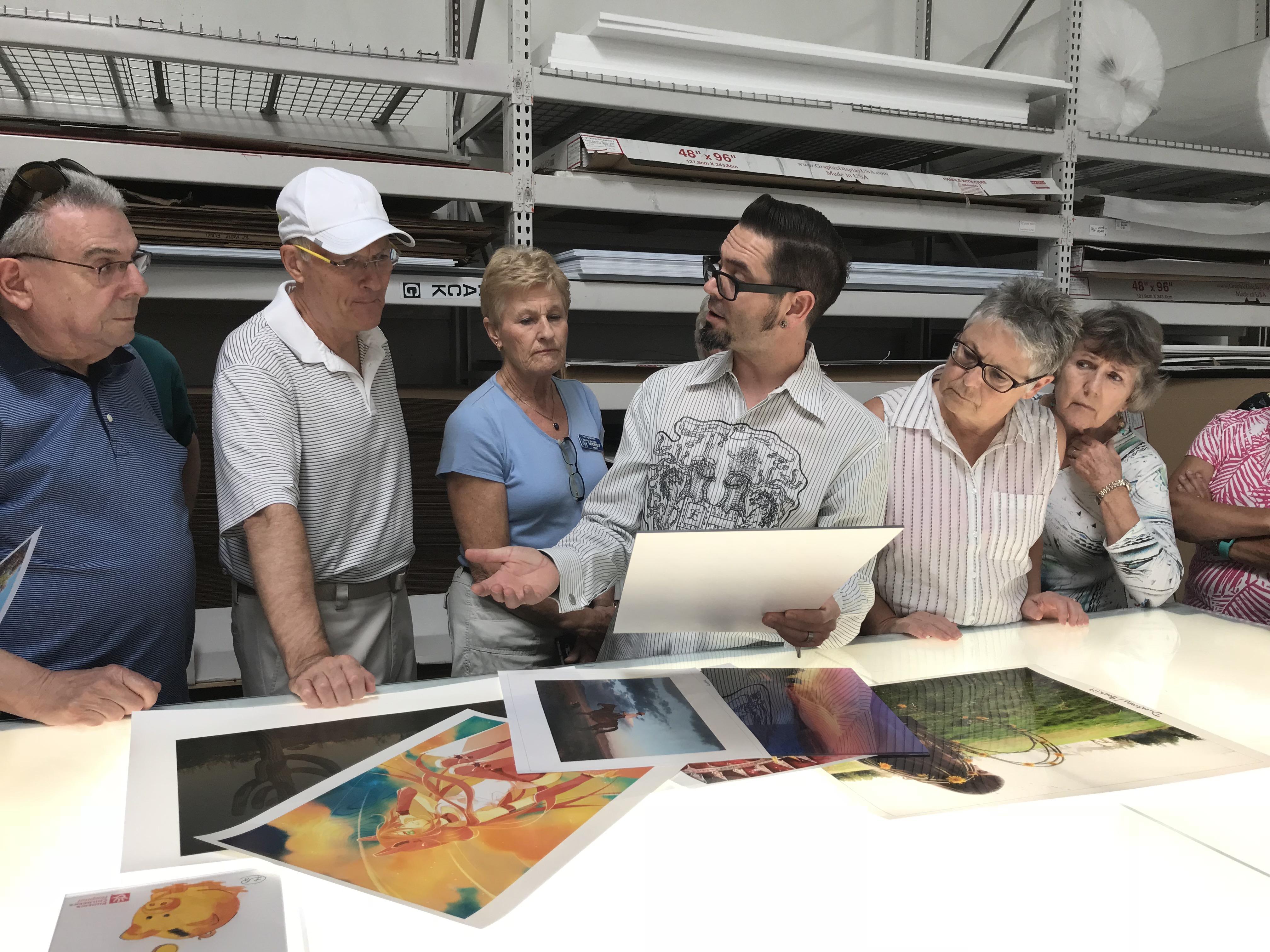 ArtisanHD Print Shop Tour
