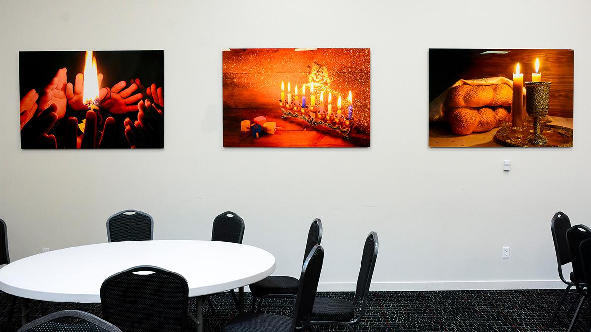 candles print to acrylic artisanhd