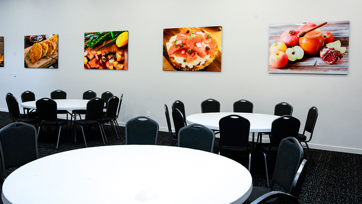 charles abrams print to acrylic four food prints artisanhd