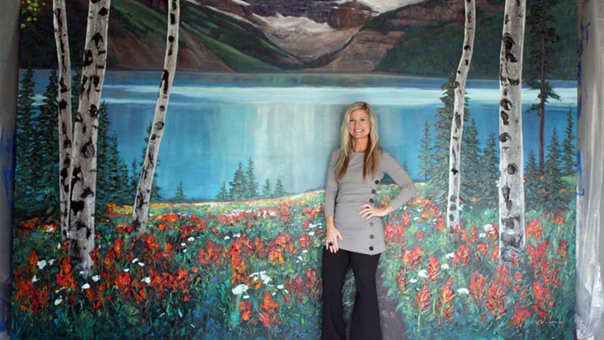 professional art prints reproduction artist jennifer vranes artisanhd