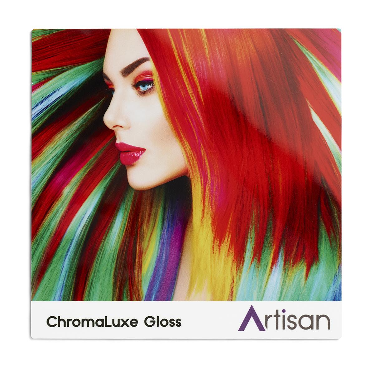 ChromaLuxe gloss overhead