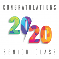 ArtisanHD Congratulations 2020 Senior Class free photo graphics