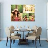 graduation photo custom graphics mock up over dining room table grad6.blog