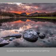 salt river sunset by landscape photographer suzanne mathia ArtisanHD first brand ambassador web