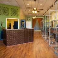 Acrylic Salon Separators from Mike at ArtisanHD web