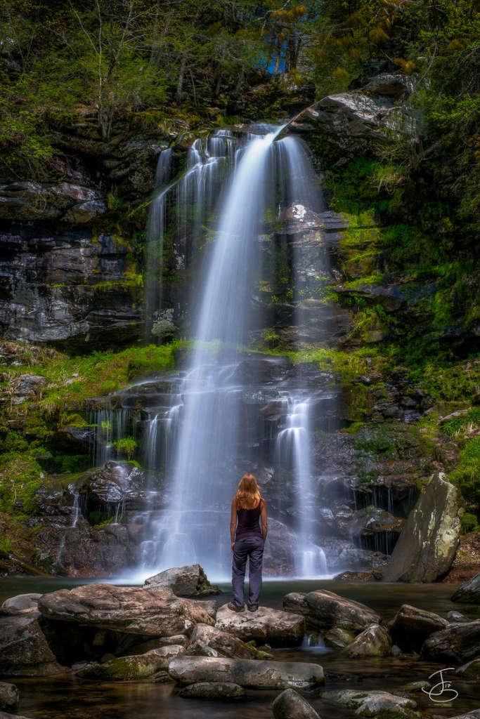 Lizzy Waterfall ArtisanHD Ambassador Jeremy G.